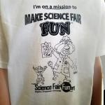 Science Fair Fun T-shirt